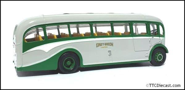 CORGI 97180 AEC REGAL/DUPLE - Grey Green * PRE OWNED *